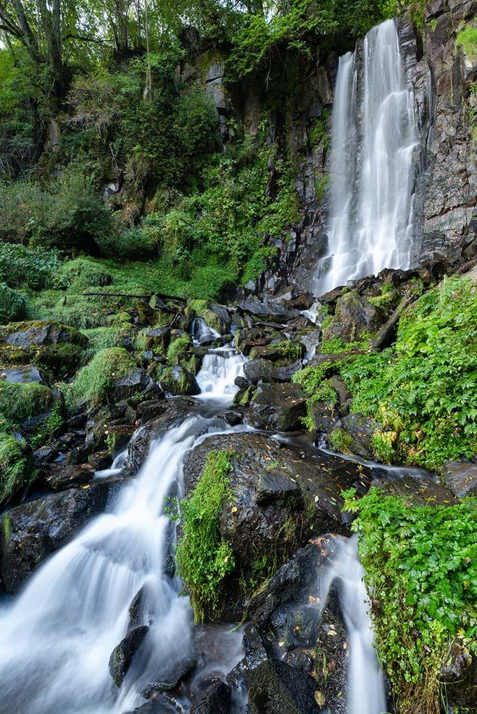 L'Auvergne des cascades